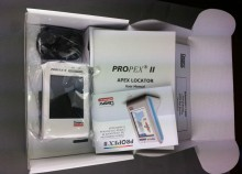 DENTSPLY PROPEX II Dental Apex Locator with Touchscreen