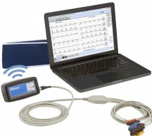 Nasiff CardioCard Bluetooth Stress test electrocardiograph computer-based 12-channel wireless