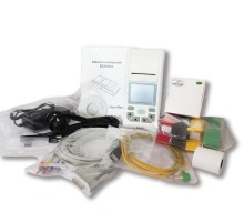Contec ECG90W Resting electrocardiograph digital 12-channel wireless