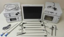 STRYKER 1088HD Complete Laparoscopy Video Endoscopy System